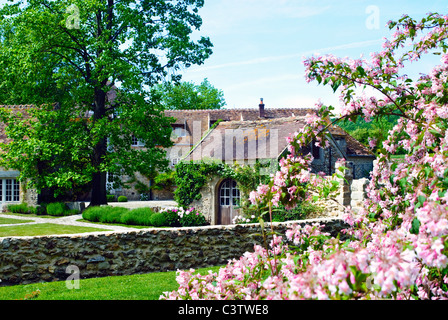 more similar stock images of the garden of the duke and duchess of windsors country home le moulin de la tuilerie in gif sur yvette france - Country Home And Garden