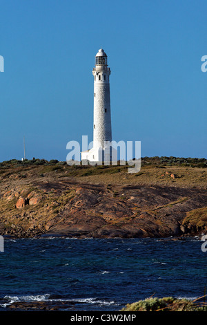 Cape Leeuwin Lighthouse and Cottages, Augusta Southwest Australia - Stock Photo