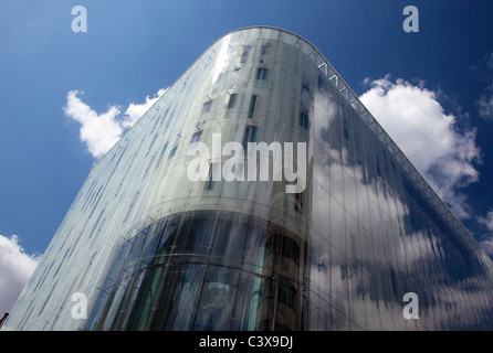 W Hotel, Leicester Square, London - Stock Photo