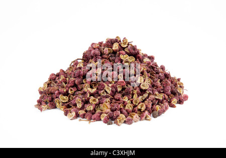 Szechuan pepper Cut Out - Stock Photo