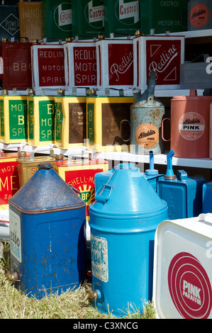 Old Petrol Cans Stock Photo Royalty Free Image 31314656