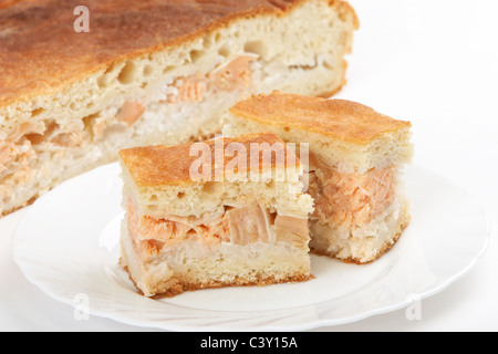 Pie - Stock Photo