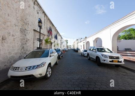 Rental Car At Airport Santo Domingo City Republic Dominican