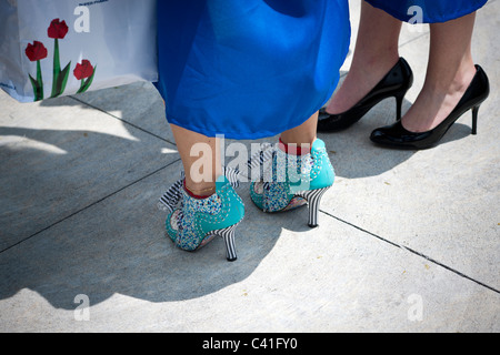 Fashion Institute of Technology 66th annual commencement exercises in New York - Stock Photo