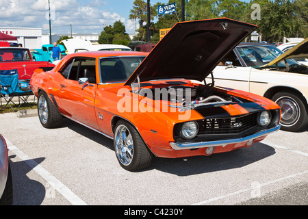 Muscle Car At Classic Car Show Stock Photo Alamy - Leesburg car show