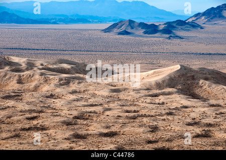 Kelso dunes, Mojave National Preserve, California, March, USA, North America, landscape, dune - Stock Photo
