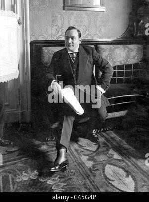 Enrico Caruso - Stock Photo