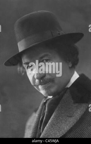 Gustave Charpentier - Stock Photo