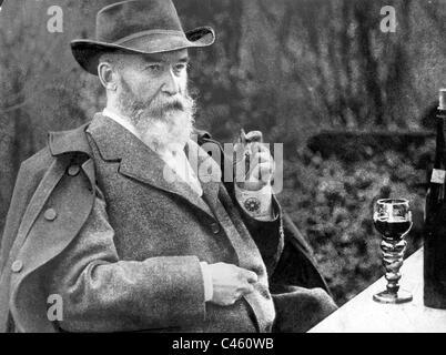 Wilhelm Busch - Stock Photo