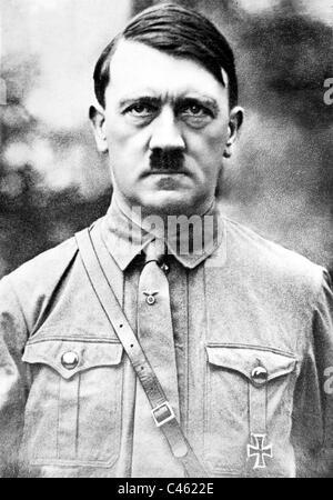 Adolf Hitler 1933 - Stock Photo