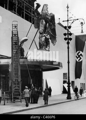 Art in the Third Reich: Film, 1933-1945 - Stock Photo