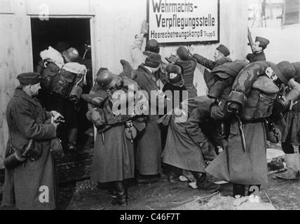 Second World War: Field Rations at German Wehrmacht - Stock Photo