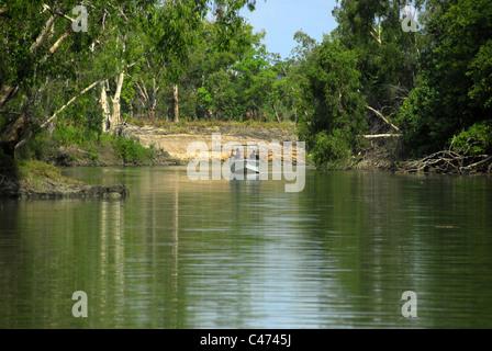 AUS/NT/Kakadu National Park: East Alligator River - Stock Photo
