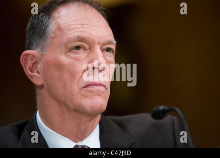 Federal Aviation Administration Administrator J. Randy Babbitt.  - Stock Photo