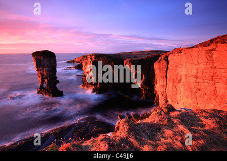 Orkney, Yesnaby - Stock Photo
