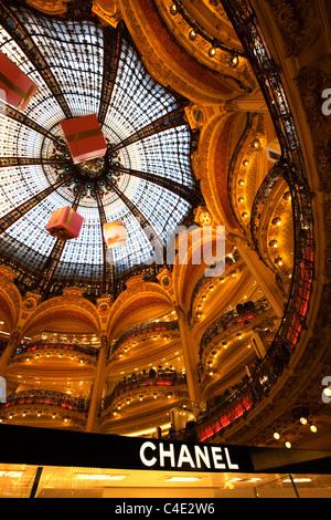 Interior dome and galleries galleries lafayette for Interior design lafayette la