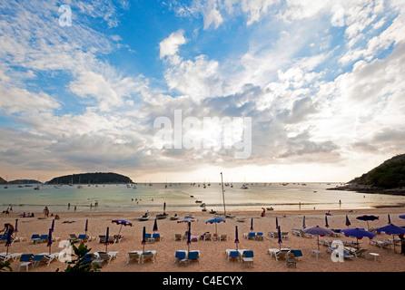 Nai Harn beach, Phuket, Thailand - Stock Photo