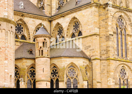 Trier Dom - Trier cathedral 02 - Stock Photo