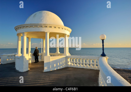 De La Warr pavilion Bexhill on Sea East Sussex - Stock Photo