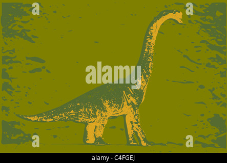 long neck - Stock Photo