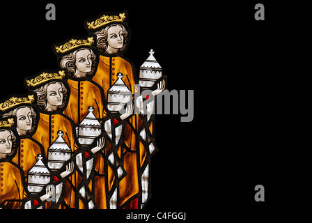 princes of glas - Stock Photo