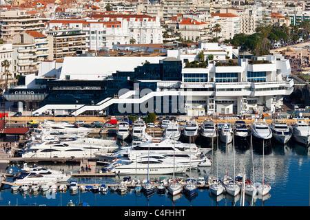 Cannes, Palais du Festival - Stock Photo