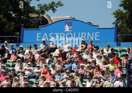 The Aegon International Tennis championships held at Devonshire Park Eastbourne 2011