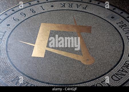 Masonic Square Compass Stock Photo 33512216 Alamy