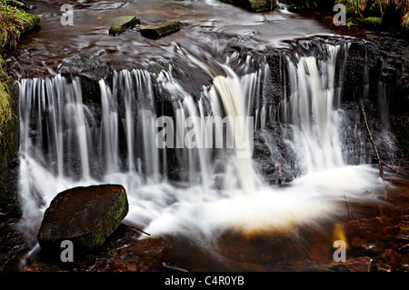 Blaen y Glyn, Brecon Beacons National Park, Wales - Stock Photo