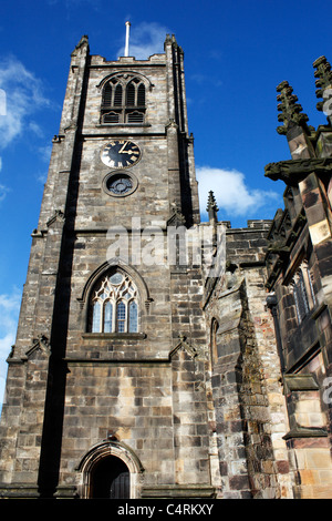 The Priory at Lancaster Castle in Lancashire, England