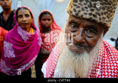A scene in Chittagong, Bangladesh - Stock Photo