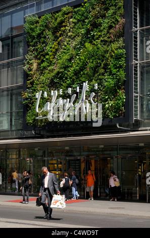 Galeries Lafayette, Friedrichstraße, Quartier 207, Berlin Mitte, Deutschland, Europa - Stock Photo