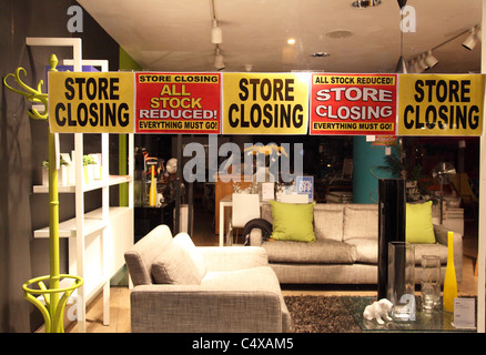 Habitat Store Closing Down Sale Stock Photo, Royalty Free ...