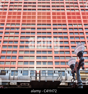 CNA Center, Chicago, Illinois - Stock Photo
