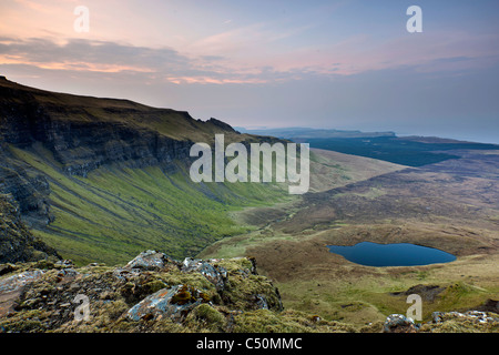 The Old Man of Storr, Isle of Skye, Scotland - Stock Photo