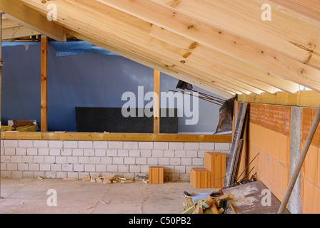 Dachstuhl ausbauen