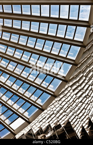 Roof Abstract Architecture - Stock Photo