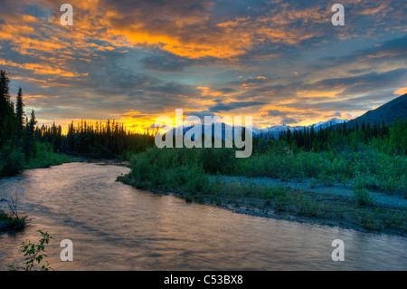 Alaska wrangell st elias mt drum and mt sanford for Elias v fishing
