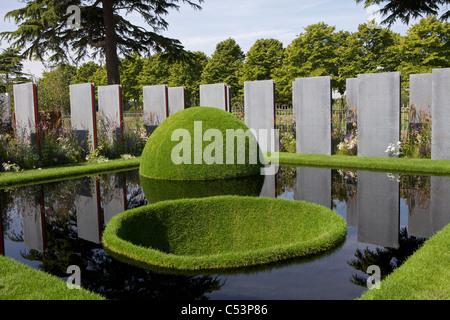 The World Vision Garden\