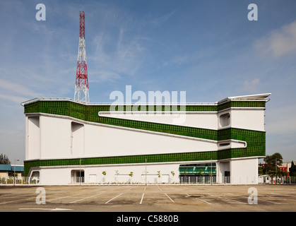 DiGi Technology Operation Centre, Subang High Tech Park, Kuala Lumpur in Malaysia. - Stock Photo