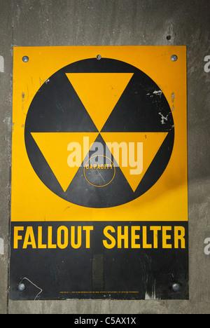 Atomic Testing Museum - Stock Photo