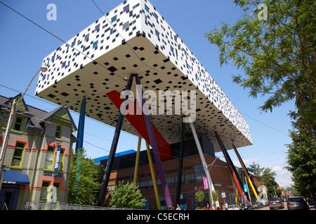 Ontario College Of Art And Design University In Toronto Ontario