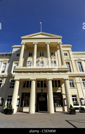 The front of Brighton Town Hall, the home of Brighton and Hove City Council - Stock Photo