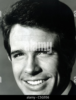 WARREN BEATTY  US film actor and producer about 1968 - Stock Photo