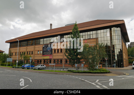 Northern Ireland Blood Transfusion Service headquarters at Belfast City Hospital - Stock Photo