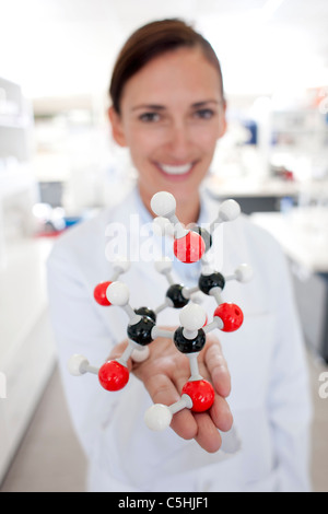 Chemist - Stock Photo