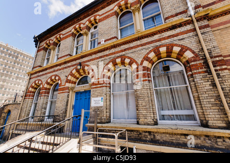 The Shaftesbury Hospital, Belfast, specialising in alcohol and drug addiction and dependency - Stock Photo