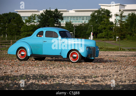 1940's Ford Coupe - Stock Photo