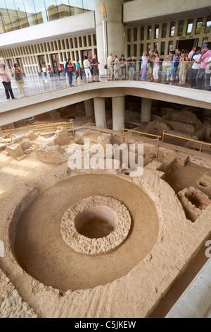 Athens - Museum of Acropolis, Greece - Stock Photo