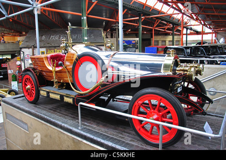 Chitty Chitty Bang Bang Beaulieu National Motor Museum New Forest Stock Photo Royalty Free